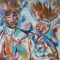 Purago Marabe: Couple