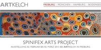 02.02. - 02.03.2013: PC SPINIFEX ARTS PROJECT (FREIBURG)