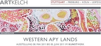 08.05. - 05.06.2011: PC WESTERN APY LANDS (STUTTGART)