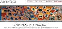 07.06. - 28.06.2013: PC SPINIFEX ARTS PROJECT (BODENSEE)