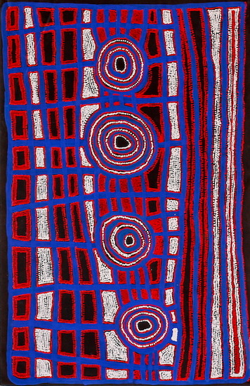 Ian Rictor © Spinifex Arts Project