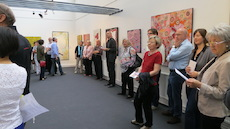 01.06.2014 : VERNISSAGE PC EASTERN APY LANDS (STUTTGART)