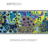 SPINIFEX ARTS PROJECT - 2018