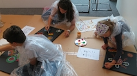 22.07.2014: WORKSHOP FÜR KINDER